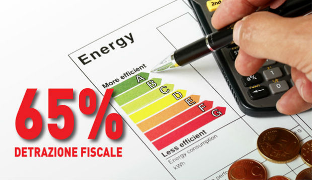 Detrazione fiscale al 65% tende da sole